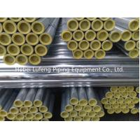 Cheap STPA12 aluminized steel exhaust pipe/STPA22 mild steel round pipe price/A335-P9 lsaw steel pipe wholesale