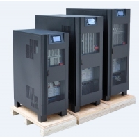 Cheap Three Phase Low Frequency Online UPS, three phase IGBT ups systems wholesale