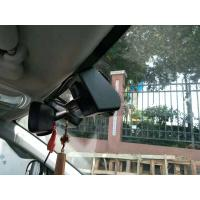 Cheap Windscreen Dual Lens Inside Vehicle Hidden Camera Surveillance Recorder System wholesale