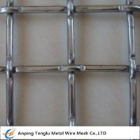 Cheap Lock Crimped Wire Mesh|for Architectural from China Manufacturer wholesale