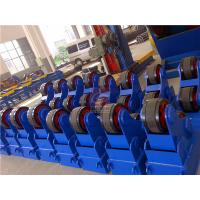 Self Aligning Pipe Welding Rotator Roller for Pressure Vessel