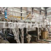 Cheap High Performance Tissue Paper Making Machine 32400 * 8000 * 7300mm Dimension wholesale