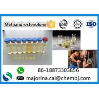 Cheap Injectable Oil Dianabol/Metandienone anabolic steroids bodybuilding muscle building Yellow Oil CAS:72-63-9 wholesale