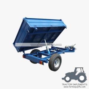 Cheap 4TR3WT - 3-Way Dump Trailer 4Ton wholesale