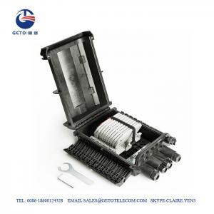 Cheap Mechanical sealing Horizonal Type Fiber Optic Splice Closure wholesale