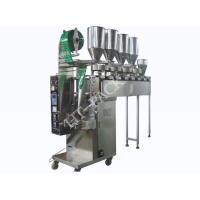 Cheap Stainless Steel Tea Packaging Machine For Coffee , Automatic Granule Packing Machine wholesale