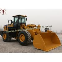 Buy cheap Big Front Heavy Duty Construction Equipment 6 Tons 660D Bucket Loader Equipment from wholesalers
