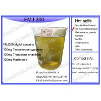 Cheap Oil Based Injection Gear FMJ 300 Semi Finished Liquid For Bodybuilding wholesale