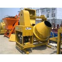 Cheap 350L Concrete Mixer With Hopper (TDCM200-7D) wholesale
