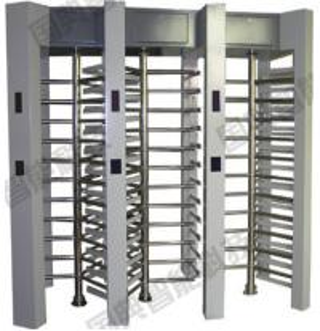 Cheap Rotary smart full height turnstiles  wholesale