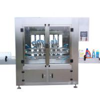 Cheap Automatic Liquid Filling Equipment With Multiple Heads For Bottle / Can / Bucket wholesale