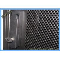 Buy cheap Superior Strength Perforated Aluminum Security Screens for Screenning from wholesalers