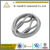 Cheap Everbilt 1/2 In. X 9 Ft. Galvanized Vinyl Coated Wire Rope/Cable Sling With Loops 13150 wholesale