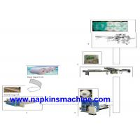 China High Capacity Toilet Tissue Paper Roll Making Machine Production Line on sale