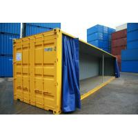 Tarpaulin Side Curtain for Trailer