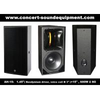 Buy cheap 600W Nightclub Sound Equipment , 1.4