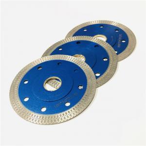 Cheap Hot Press Mesh Turbo 105mm Diamond Tile Saw Blade for Ceramic wholesale