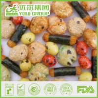Cheap Mixed Rice Crackers and Coated Peanuts Mix RCM23 wholesale