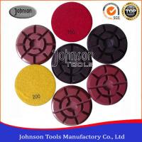 Cheap SGS / GB Approved Concrete Diamond Polishing Pads For Coarse Surface wholesale