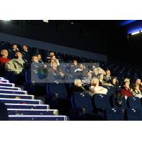 Cheap Large-scale 4D Movie Theater Computer Controlled With Mobile Seats wholesale