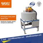 Cheap Dry Powder Magnetic Iron Separator 15A220 High Speed Separator Equipment Quartz wholesale