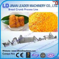 Cheap Bread crumb process line production panko  Engineers available wholesale