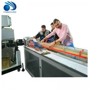 Cheap SJSZ65 Plastic Profile Production Line PVC Window Ceiling Wall Panel Making wholesale