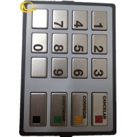 Buy cheap Diebold parts 00155797764B EPP7 Keyboard ES Spanish PCI ATM parts Diebold 368 from wholesalers