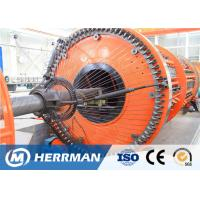 Cheap Reinforced Flat Wire Rigid Armouring Machine Of Submarine Flexible Pipe Production Line wholesale