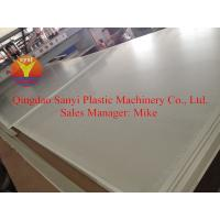 Buy cheap PVC/WPC Foam Furniture Board Extrusion Line with High-Standard from wholesalers