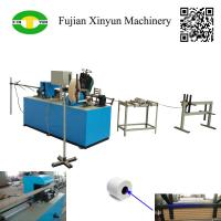 Cheap Full automatic spiral toilet paper core making machine for sale wholesale
