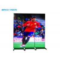 Cheap IP40 LED Digital Poster Kiosk Advertising Player , Indoor Free Standing LED Signage wholesale