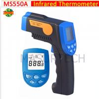 Cheap Handheld Digital IR Thermometer MS550A wholesale