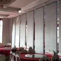 Quality Operable Wall Folding Movable Acoustic Partition Wall Divider Sliding Partitions for sale