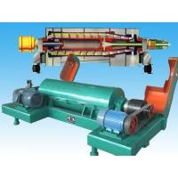 Professional Waste Oil Centrifuge Separator Purifier High Fluid Recovery Rates