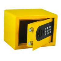 Cheap Colorful Small Digital Electronic Key Safe Box For Hotel / Home / Office wholesale