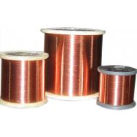 Cheap 2mm 26 gauge 8 awg Winding Enamelled Aluminium Wire of Class130C, 155C wholesale