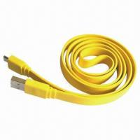 Cheap USB Cables for iPad in Fashionable Design and Optional Color wholesale