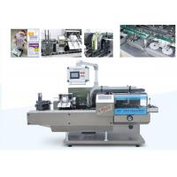 Cheap New ConditionPharmaceutical Automatic Blister Cartoning Machine With PLC wholesale