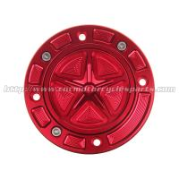 Cheap Gsxr 750 Motorcycle Gas Cap Gas Covers CNC Finished Integrated Rubber Seal wholesale
