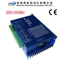 Cheap CNC Hybrid Closed loop Stepper Servo Drive Driver 4.5N.M Motor with Encoder wholesale