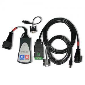 Cheap PP2000 Lexia-3 Citroen/Peugeot Diagnostic Tools wholesale