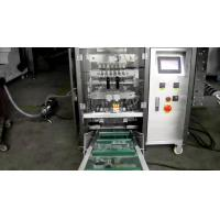 Cheap Bright Color Automatic Liquid Packing Machine for oil / shampoo , 1 year Warranty wholesale