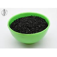 Cheap Black Color Granular Activated Carbon For Gold Recovery And Gold Refining wholesale