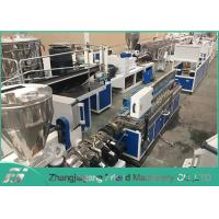 Cheap 25~60 Mm Plastic Profile Production Line Plastic Trunking Equipment Easy Operation wholesale