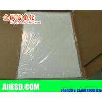Cheap Entrance disposable peelable cleanroom sticky mat/adhesive mat/tacky mat wholesale