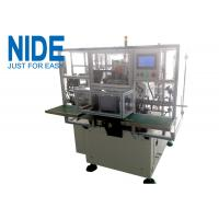 Cheap NIDE upgraded model three stations stator winding machine with 2 poles for sale