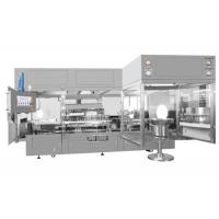 Cheap 20000 Bottles / Hour Syrup Filling Machine Pharmaceutical Fully Automatic For 1-20 ML Bottles wholesale