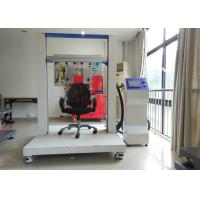 Cheap Furniture Laboratory Equipment For Seating Durability Testing With BIFMA X5.1 wholesale