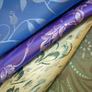 Cheap Polyester Viscose Jacquard Lining Fabrics wholesale